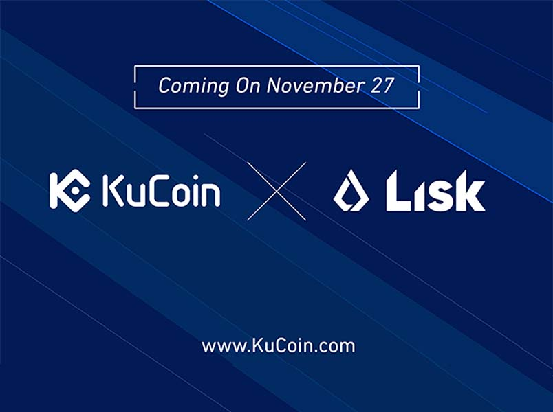 LISK (LSK) Is Listed At KuCoin Blockchain Asset Market