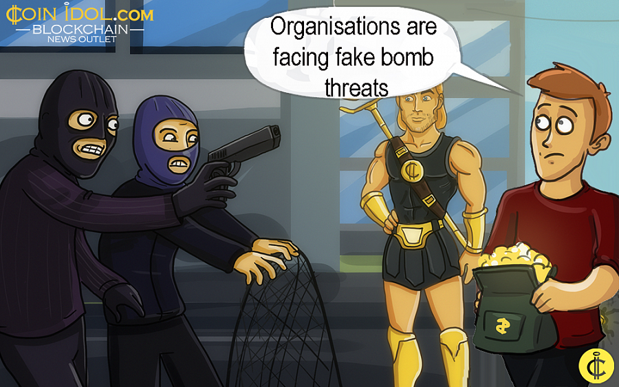 Bitcoin Bomb Fright Connected with Sextortion Swindlers