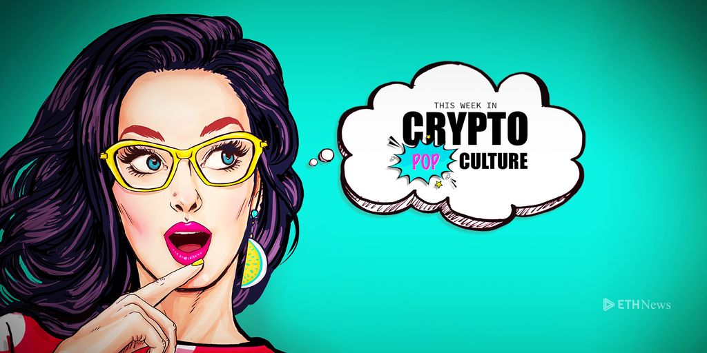 Having A Gas: This Week In Crypto Pop Culture, December 17-21
