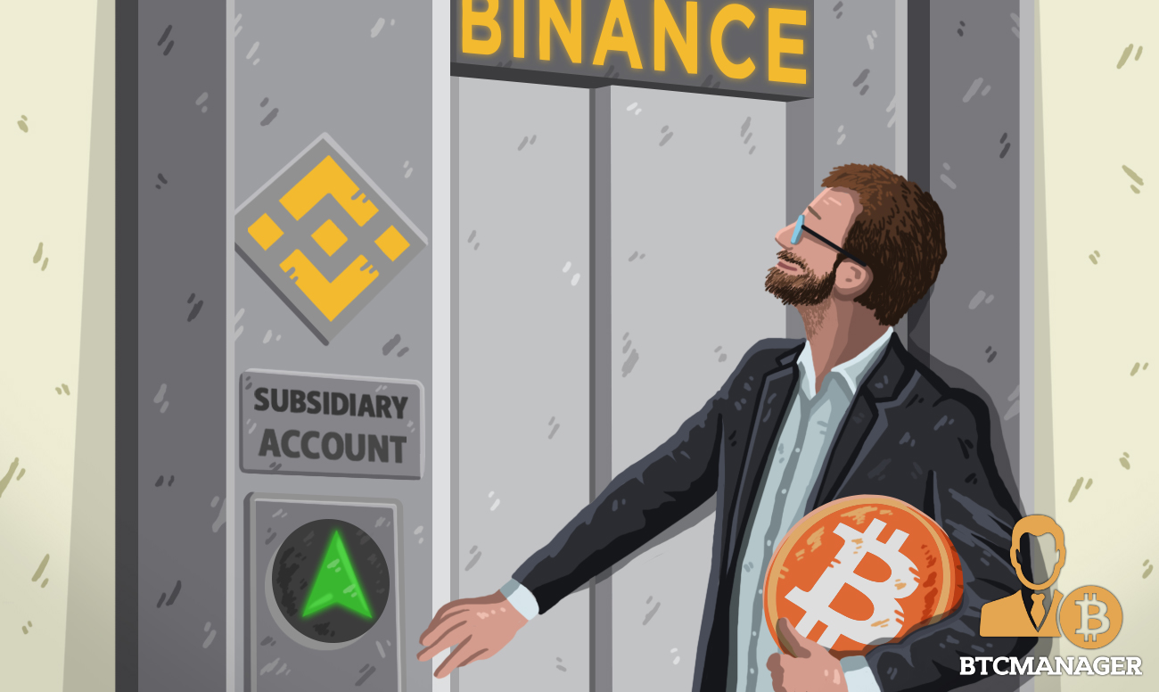 Binance Launches Subsidiary Account for Institutional Investors | BTCMANAGER