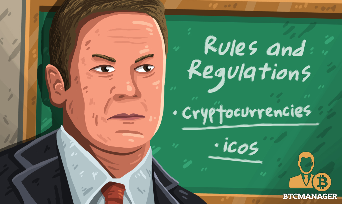 U.S. Republican Plans to Regulate Cryptocurrencies and Initial Coin Offerings | BTCMANAGER