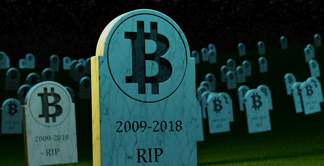 Bitcoin Declared Dead – For the 334th Time
