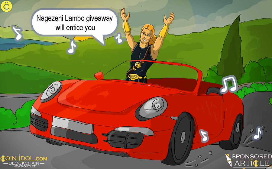 Eye on the Prize – Nagezeni Lambo Giveaway will Entice You