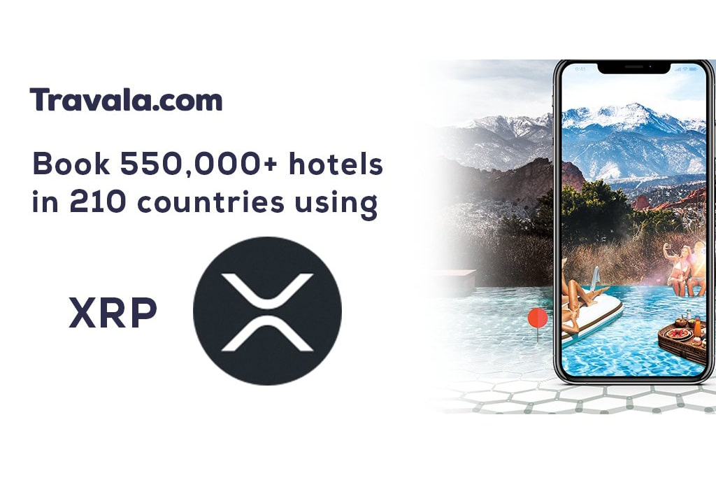 550,000+ Hotels in 210 Countries Can Now be Booked with XRP