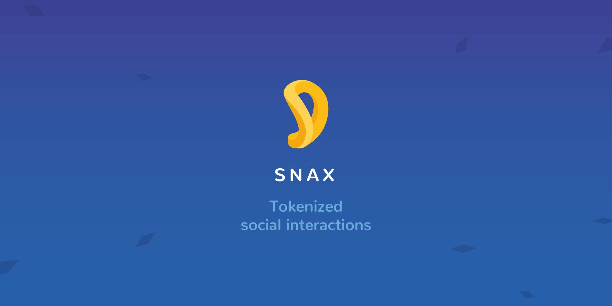 SNAX Brings Real Value To Social Media Content ⋆ ZyCrypto