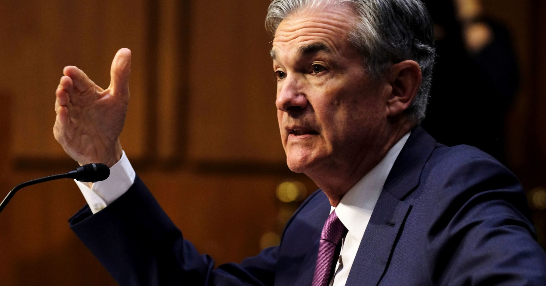 The Fed may be moving closer to ending its rally-killing balance sheet reduction
