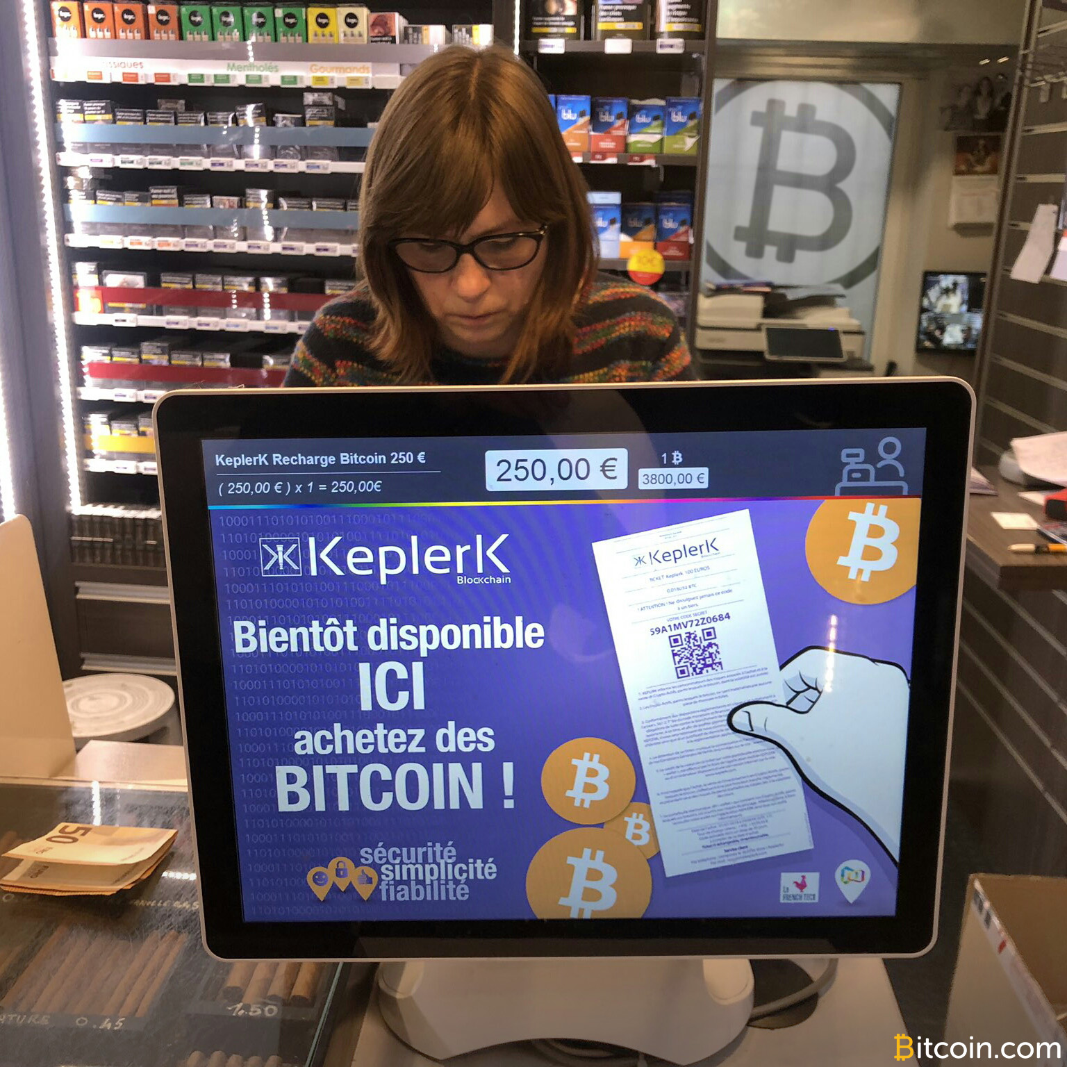 Bitcoin Goes on Sale in 2 French Tobacco Stores