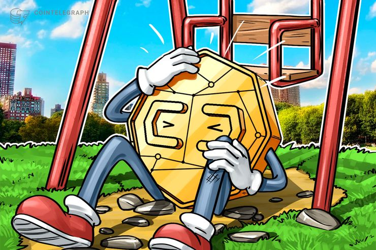 Bitcoin Hovers Under $3,450 as All Top Cryptos See Moderate Losses
