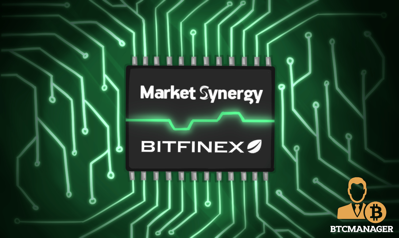 Market Synergy and Bitfinex Partner on Connectivity Network for Digital Asset Investments | BTCMANAGER