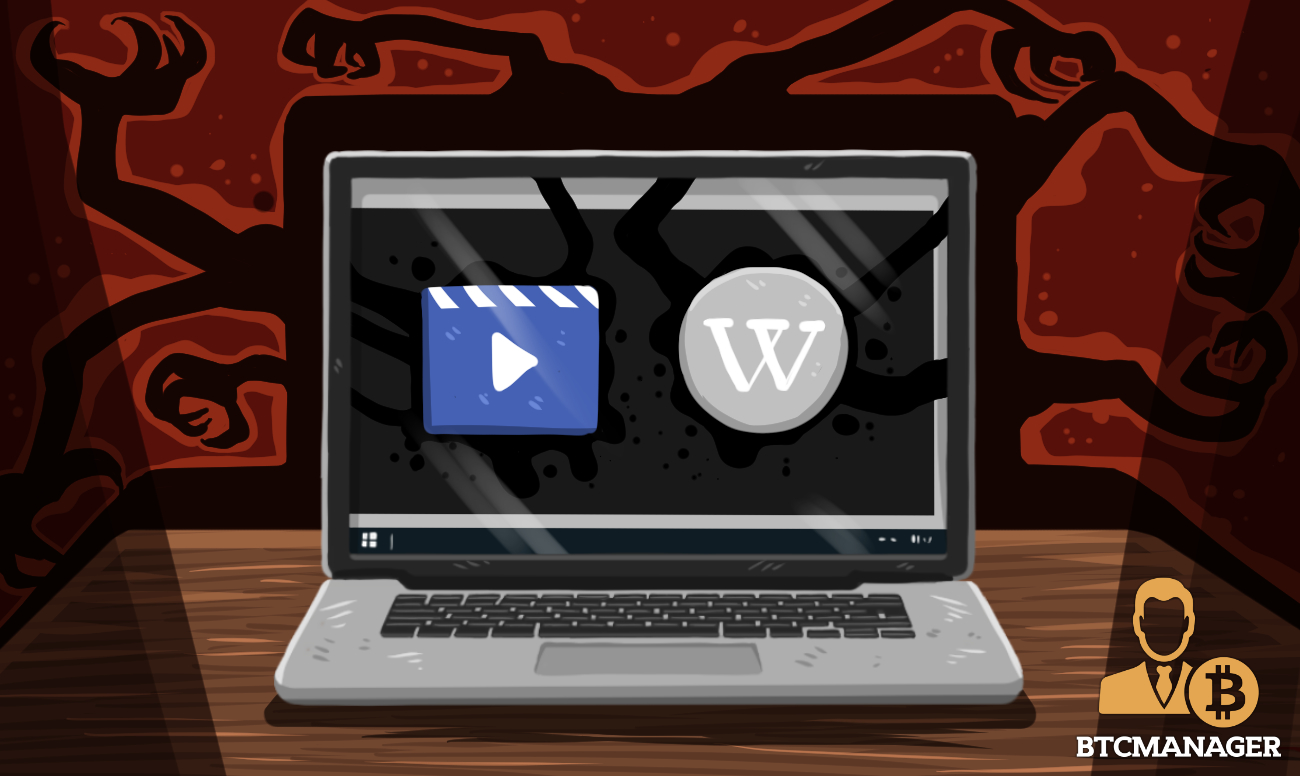 New CryptoJacking Tactic Involves Movie Files And Wikipedia | BTCMANAGER