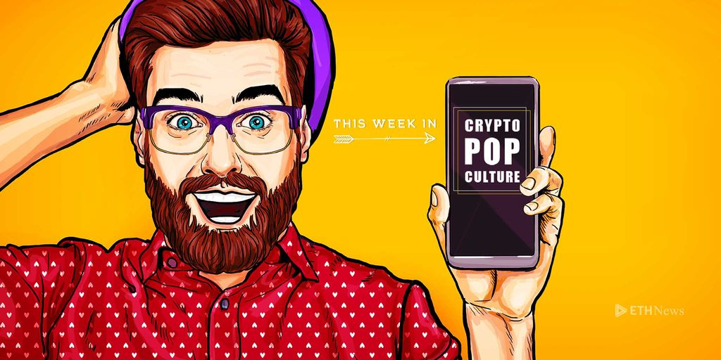 Having A Gas: This Week In Crypto Pop Culture, January 7-11
