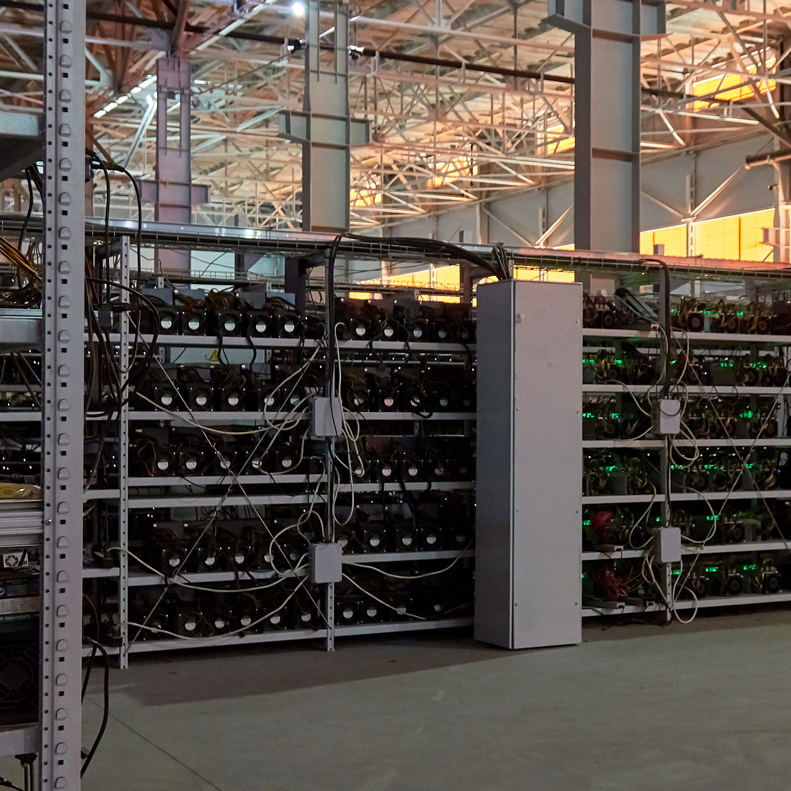 Bitmain Pauses Texas Mining Operations, County Officials Report