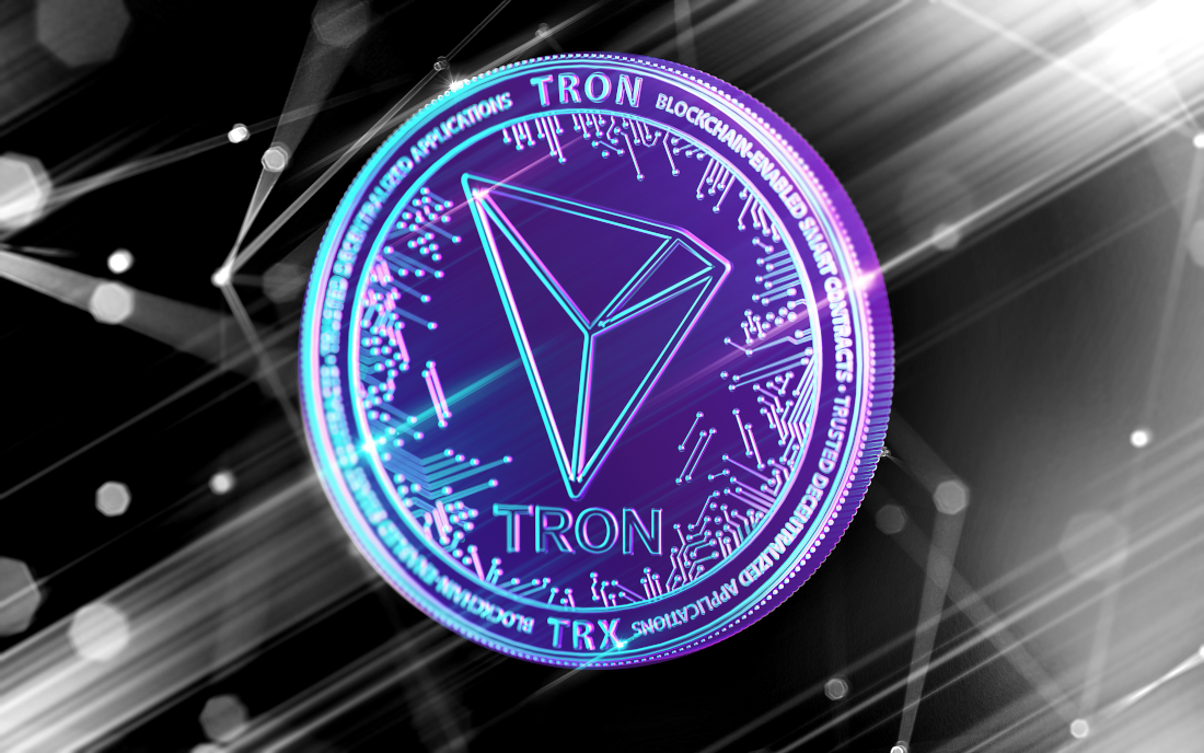Massive Network Growth Pushes Tron Price Higher