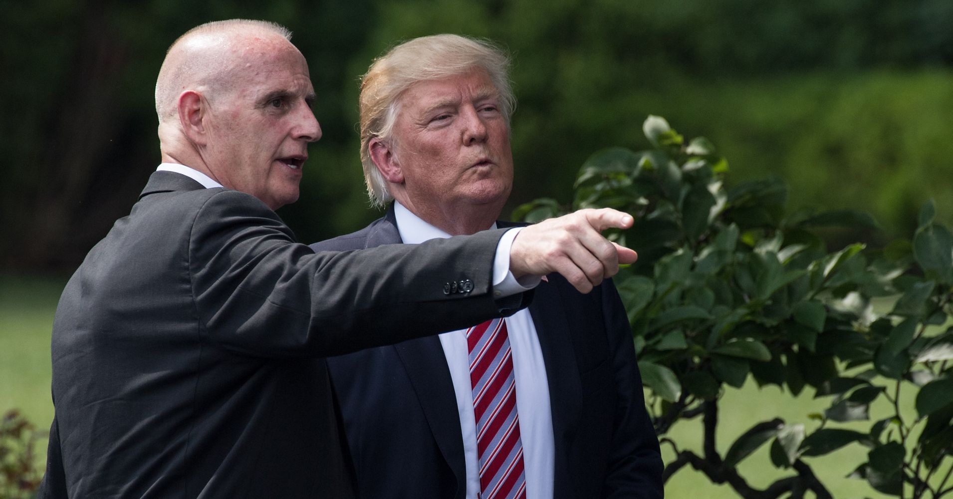 Firm owned by Trump's longtime bodyguard Keith Schiller has received $225,000 from the RNC