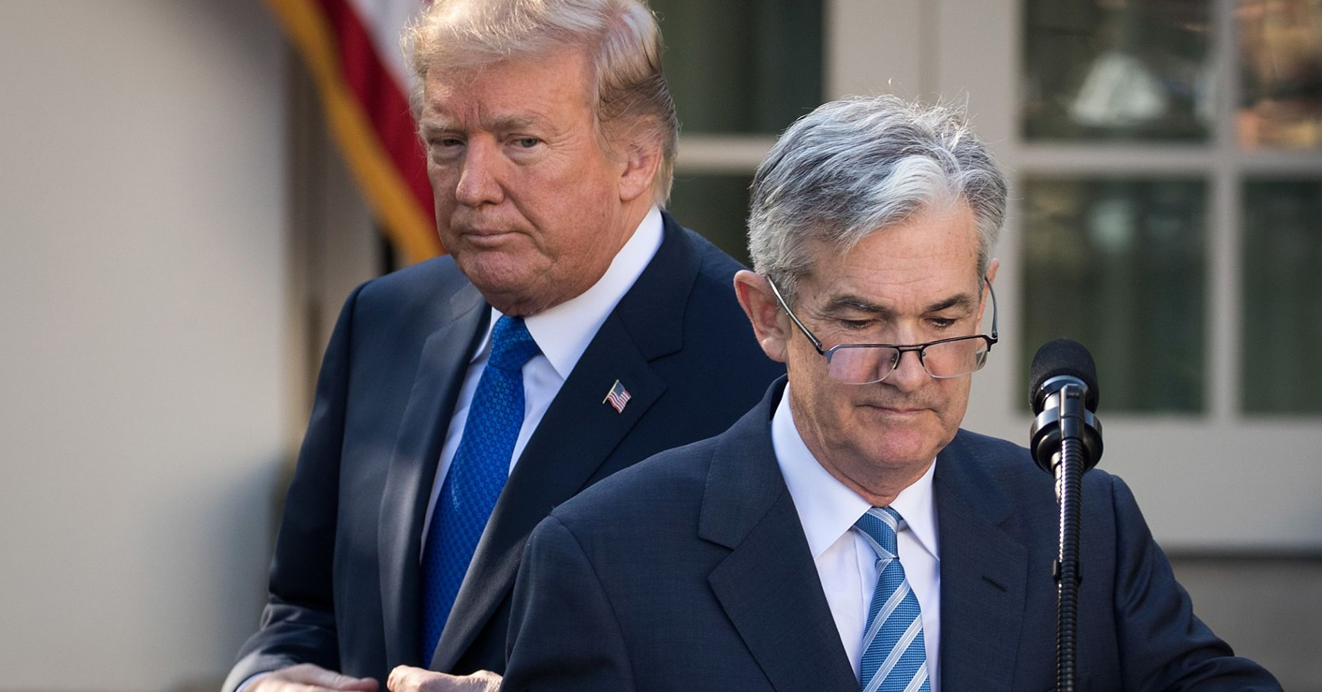 The Powell-Trump meeting 'mostly just politics' but is helping soothe the market