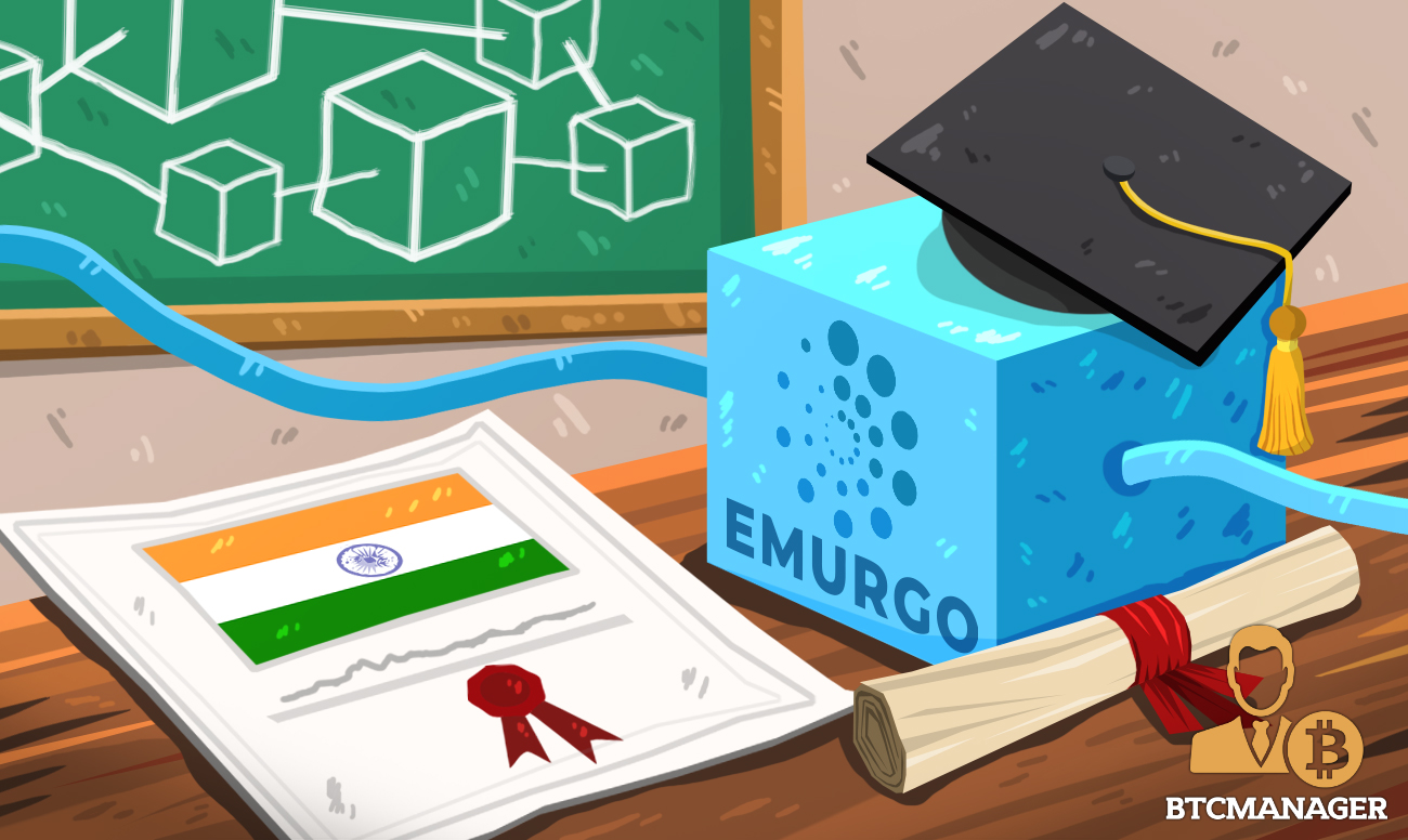 Cardano's (ADA) Emurgo Launches Blockchain Academy in India to Train 2,500 People – BTCMANAGER