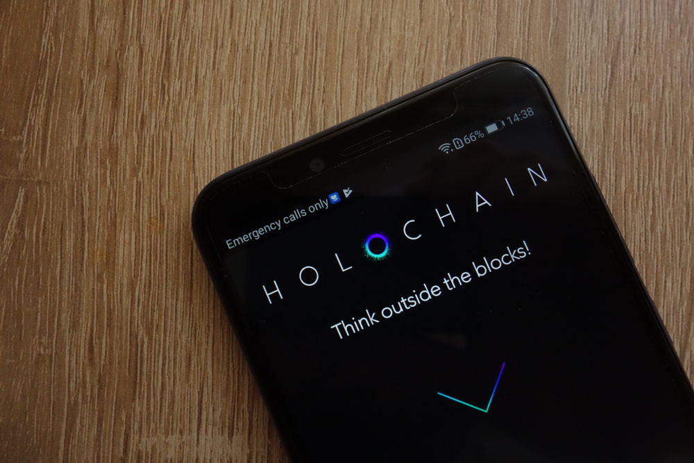 Holo Price Aims to Reclaim the 40 Satoshi Level Following a 7% Jump