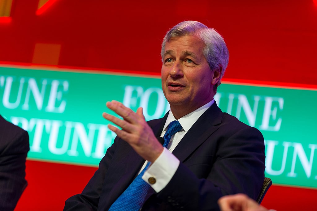 JPM Coin Could Become Commercial and Be Used for Retail Payments, Says Jamie Dimon