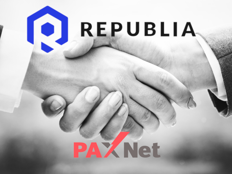 Republia Group and Paxnet Will Work Together as Paxchain