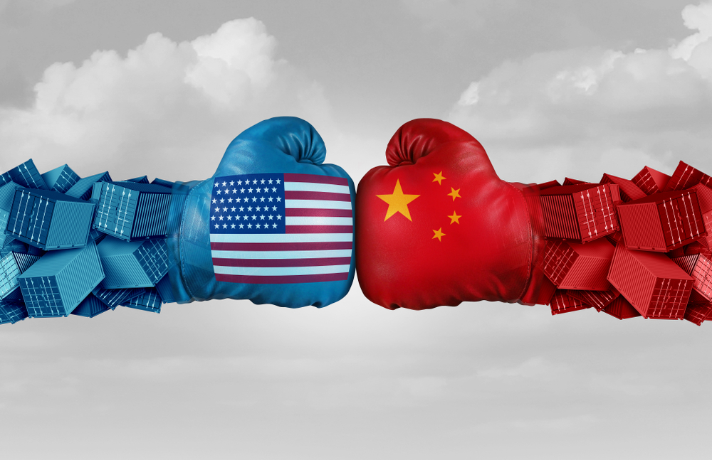 Is US China Trade Dispute Behind Monday's Cryptocurrency Rally?