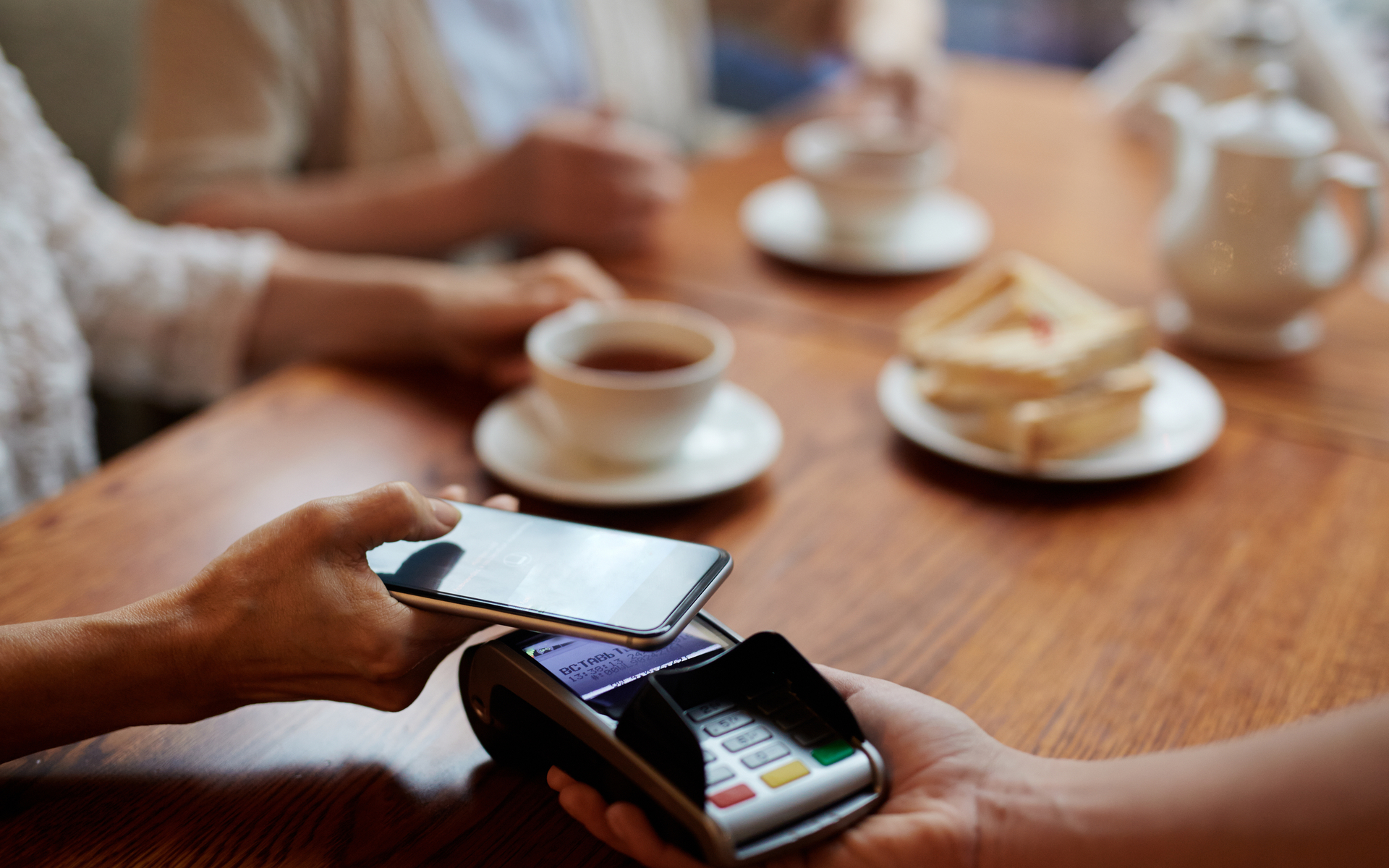 Mobile Payments is a Big Market — And It's About to get Much Bigger