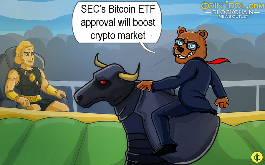 SEC's Bitcoin ETF Approval will Boost Crypto Market