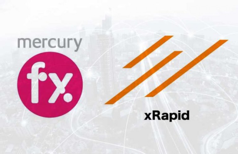 """Mercury FX Processes """"Tens Of Thousands Of Dollars"""" Weekly Via xRapid"""