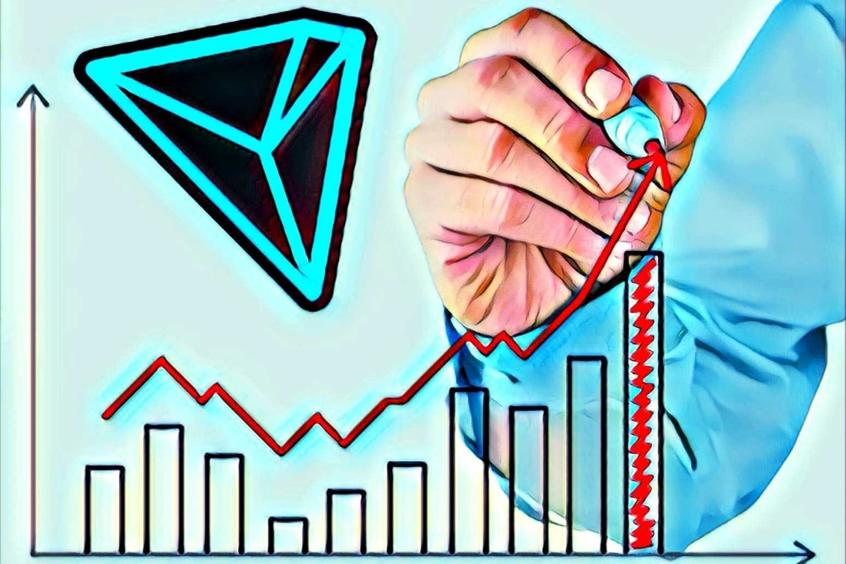 TRON (TRX) Now Has 2 Million Users – What's Next for Justin Sun and Team?