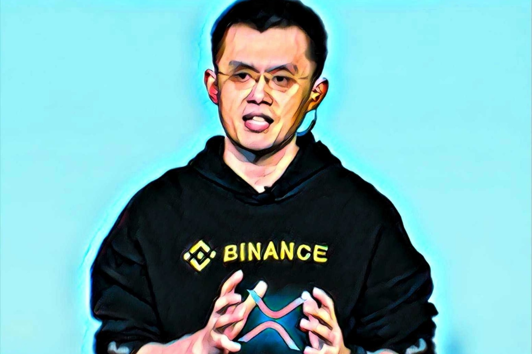"""Binance's CZ: """"XRP Is One of the Largest Market Cap Coins, and It's Like That For a Reason"""""""
