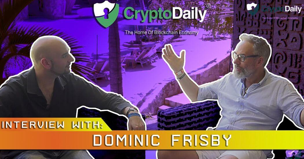Brian Wilson Meets Dominic Frisby at Anarchapulco 2019