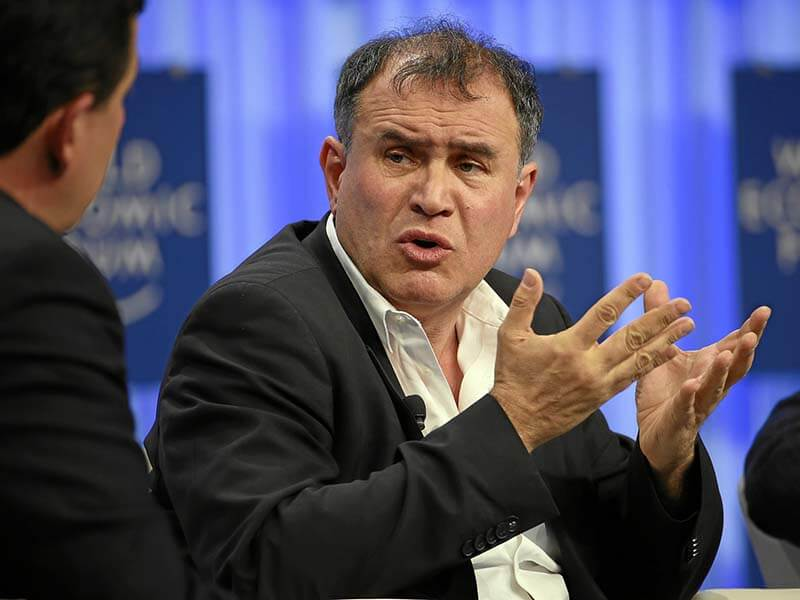 Cryptocurrency As Technology Has No Basis for Success, Says Economist Nouriel Roubini