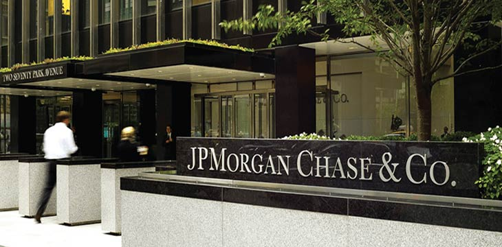 JP Morgan Chase close crypto startup's account after JPM Coin reveal