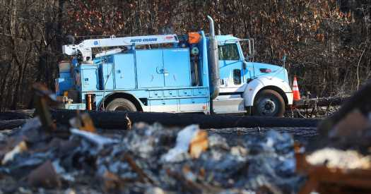 Blamed for Wildfires, PG&E Seeks Higher Electricity Rates