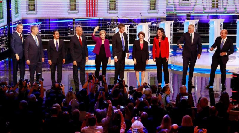 Here Is A Ranking Of Ties The 2020 Candidates Wore At The Debate
