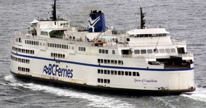 BC Ferries pulls vessel from service on eve of Canada Day long weekend