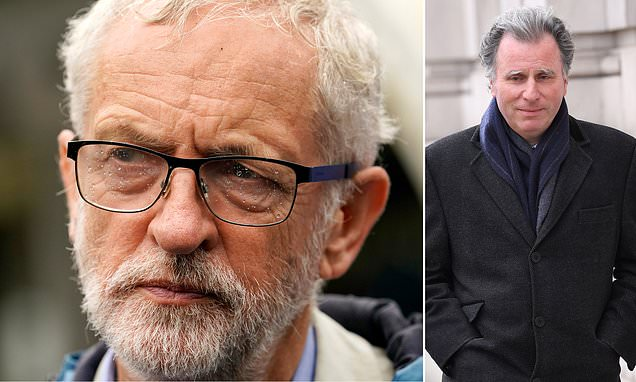 Corbyn insists he should be Britain's caretaker PM to stop No Deal