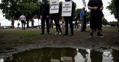Ahead of Portland far-right protest, Trump says 'antifa' could be named terror group