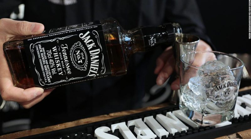 Wine, whiskey and cheese to be hit by new tariffs