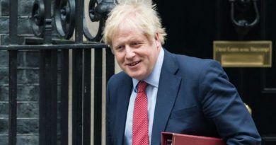 'Decisive change' Boris Bounce sees British economy SOAR to highest point in a year