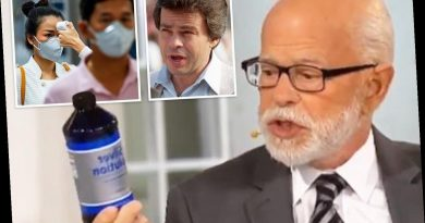 Disgraced TV pastor Jim Bakker hawking product that kills 'coronavirus, SARS and HIV' – The Sun
