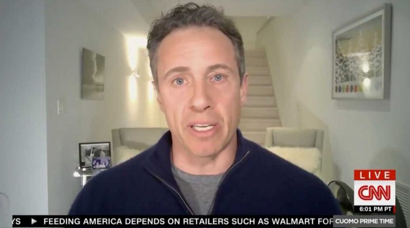 'You Do Not Want This': Chris Cuomo Describes Worst Part Of His Coronavirus Infection