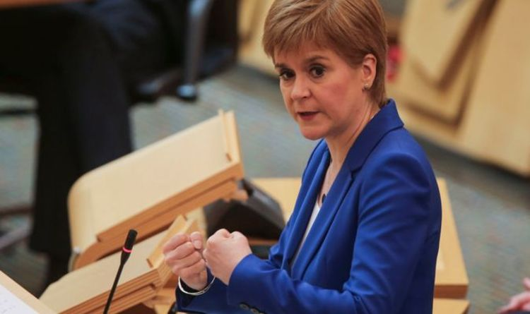 Pressure on Boris as Scottish independence support surges – but Sturgeon in lockdown chaos