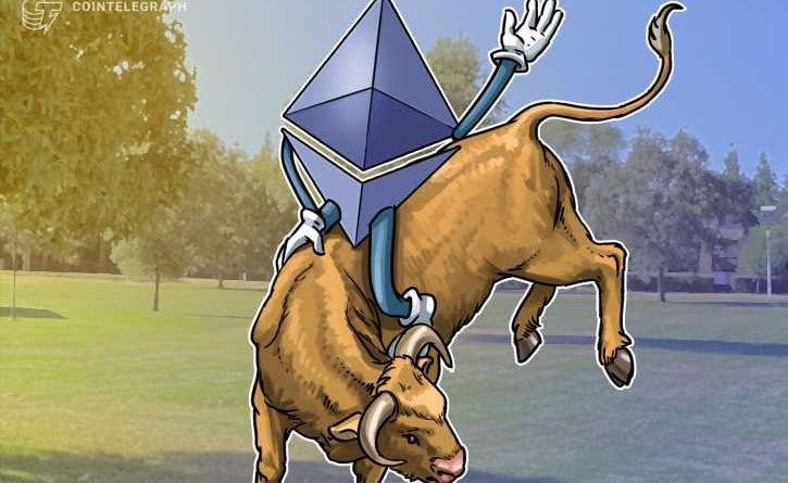 Ethereum Options Data Suggests Pro Traders Expect ETH Price to Break $400