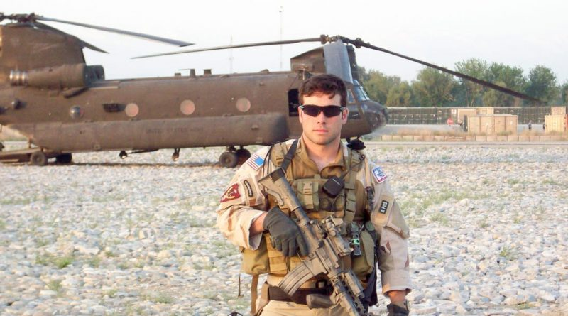This Green Beret had his leg shot off on a 'cursed' mission, but that didn't stop him from becoming an elite sniper