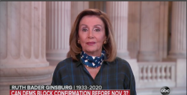 """Pelosi: Trump wants to """"crush"""" Affordable Care Act with Ginsburg replacement"""