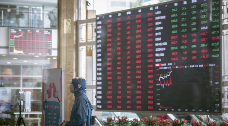 China's Mega Listings Intensify Rivalry Between Stock Exchanges