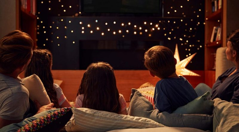 13 movie night essentials for fun family time at home
